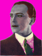 Silent Movie Star Mixed Media - Le Gay Wladimir. by Didier Hanson