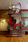 Staircase Originals - Le Musee by John Galbo