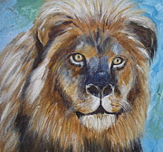 Pride Paintings - Leader of the Pack by Trudy Morris