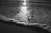 Beach Photograph Prints - Leading Edge II Print by Steven Ainsworth