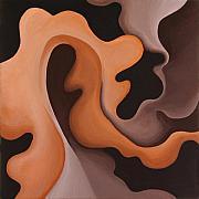 Leaf Print by Bonnie Kelso
