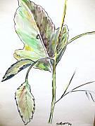 Leaf  Print by Scott Easom