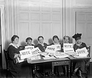 League Of Women Voters Print by Granger