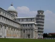 Leaning Tower Of Pisa Print by Joseph R Luciano