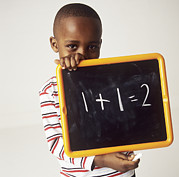 Equation Photos - Learning Arithmetic by Ian Boddy