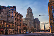 Buffalo Ny Framed Prints - Lease It Framed Print by Chuck Alaimo