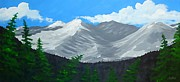 Jennifer Jeffris - Leavenworth Mountains