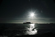 Alcatraz Art - Leaving by Mitch Shindelbower