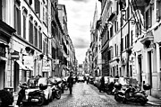 Rome Photos - Leaving Popolo by John Rizzuto