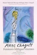 Mourlot Paintings - Lechelle de Jacob by Marc Chagall