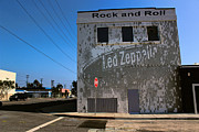 Led Zeppelin I Print by RJ Aguilar