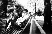 Marina Park Photos - Lee & Marina Oswald, Daughter June by Everett