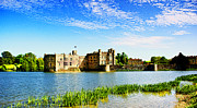 Castles Photos - Leeds Castle 2 by Chris Thaxter