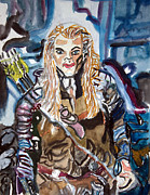 Legolas Paintings - Legolas - E15 by John Kelting