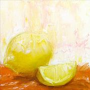 Lemons Originals - Lemon by Cathy McIntire