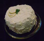 Lemon Sculptures - Lemon Layer Cake by Kenya Thompson