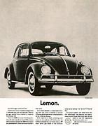 Lemon Print by Nomad Art And  Design