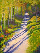Lena Lake Trail IIi Print by Mary McInnis