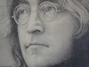 Lennon Print by Sonja Guard