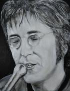 Lennon Mixed Media Originals - Lennon1 by Ronnie Hocutt