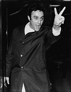 Censorship Photo Posters - Lenny Bruce 1925-1966 Social Critic Poster by Everett