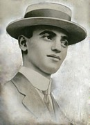 Executions Prints - Leo Frank 1884-1915, Was Tried Print by Everett