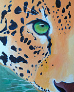 John  Sweeney - Leopard Eye