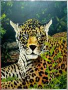 Leopard Print by Peter Kulik