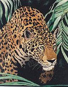 Sheila Preston-Ford - Leopard