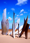 Kelsey Horne - Les Braves on Omaha Beach