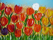 Gioia Albano - Les tulipes - The tulips