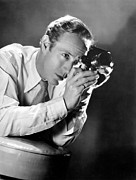 Pinky Ring Prints - Leslie Howard, Mgm Portrait, Ca. 1930s Print by Everett