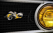 Dodge Super Bee Emblem Prints - Let It Bee Print by Gordon Dean II