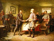 Confederate Paintings - Let There Be Peace by Pg Reproductions