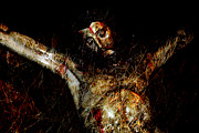 Jesus Digital Art Originals - Letdown by Munir Alawi