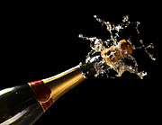 Uncork Photos - Lets Celebrate The New Year by Gualtiero Boffi