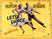 Fid Photos - Lets Dance, Betty Hutton, Fred Astaire by Everett