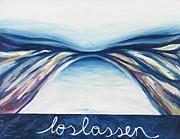 Letting Go - Loslassen Print by Florian Divi