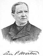 Levi Parsons Morton Print by Granger