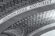 Terminal Prints - Lexington Avenue and 42nd Street II Print by Clarence Holmes