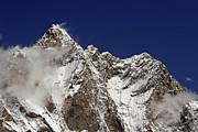 Natural Landmark Prints - Lhotse And Lhotse Sar Print by Pal Teravagimov Photography