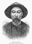 Hung Prints - Li Hung-chang (1823-1901) Print by Granger