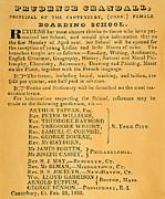 Liberator: Crandalls Ad Print by Granger