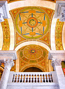 Library Of Congress Photos - Library of Congress III by Steven Ainsworth