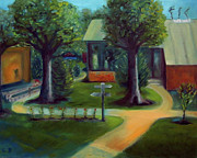 Memphis Originals - Lichterman Nature Center by Karen Francis
