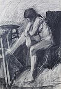Harry Robertson - Life Drawing