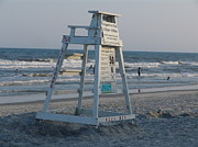 Beckley Wv Photographer Prints - Life Guard Print by Lj Lambert