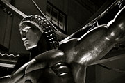 Nyc Photos - Life in Art Deco by Mark Giarrusso
