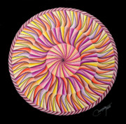 Sun Pastels Originals - Life in Movement by Marcia Lupo