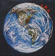 Global Reliefs - Life on the Edge by Linda Carmel